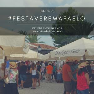 Harvest Party FestaVeremaFaelo 2018